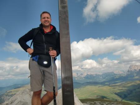 Arne Behre - Der Bergwanderer